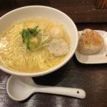 【出汁は鮮魚】のみ使用!女性ファンが多い新宿の行列店「麺屋海神」