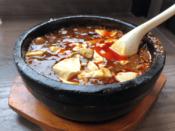 味覚石焼麻婆豆腐@味覚 田町店