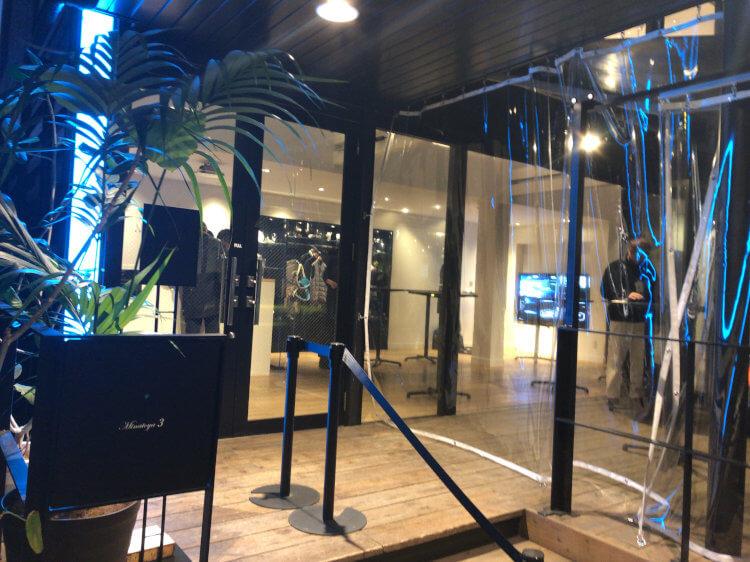 六本木 Mercedes me Tokyoにある 港屋3