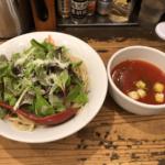 つけ麺の最大手「三田製麺所」三田本店で夏らしい【冷製トマトつけ麺】