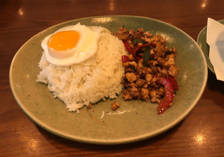 ガパオ@Monsoon Cafe, Ebisu