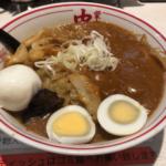 【蒙古タンメン中本】新宿店限定の「インドラーメン」味噌 実食レポ