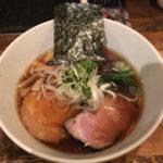 【無化調】比内鶏など厳選素材の優しい味わいの支那そばが絶品!「なな蓮」日本橋