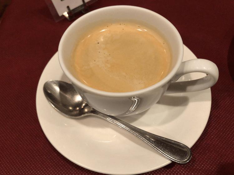 コーヒー@ニコラス新橋店