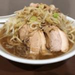 神豚!大井町「のスた」目黒二郎の味を受け継ぐ二郎系ラーメンが絶品!