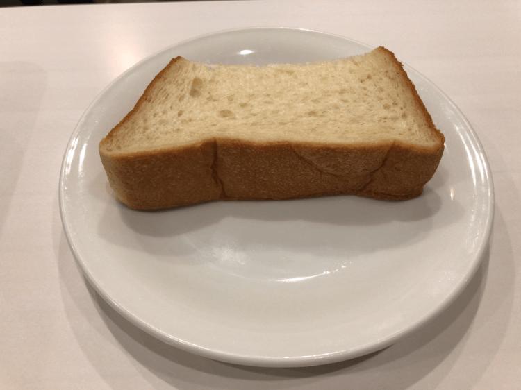 食パン香@俺のフレンチ 神楽坂