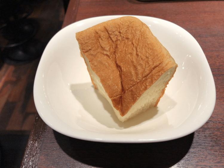 銀座の食パン~香~@俺のイタリアンJAZZ 銀座