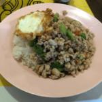 大崎・五反田の人気タイ料理「ポーモンコン」でガパオライス