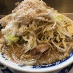 【ラーメン二郎系】野菜の盛り最強の人気チェーン店 「らーめん大」 蒲田