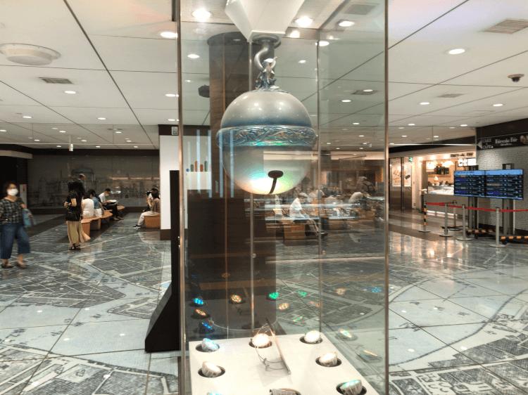 銀の鈴@東京駅