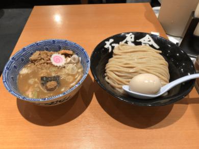 特製つけ麺@六厘舎 東京駅ラーメンストリート