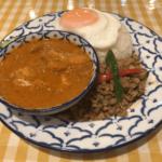 【品川シーサイドフォレスト】のタイ料理「サイアムオーキッド」でマッサマンカレー