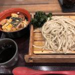 【十割蕎麦】の価格破壊!そばも親子丼も美味しい!「嵯峨谷」浜松町店