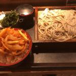 【衝撃】十割蕎麦が330円!美味い・安い・早い「さ竹」恵比寿店