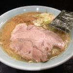 【大井町の新店】スープは貝も使用したネオ家系「ラーメン社井田」