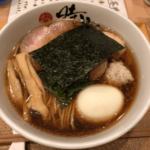 関内「時雨」食べログ3.8超え!「多賀野」出身の店主が作る絶品!豪華ラーメン