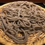 「新橋ときそば」食べログ3.71!と高評価の十割蕎麦は期待はずれ