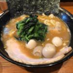白楽「末廣家」吉村家直系!麺とチャーシューが格別に美味しかった!