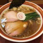「麺創庵 砂田」超激ウマ!白河ラーメン 巣鴨の恐るべき新店