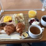 大井町の朝食の穴場!「ザ・ガーデン」アワーズイン阪急 600円でパン食べ放題!