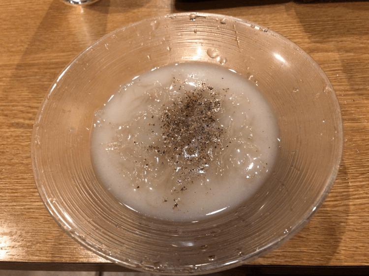 ちょこっと冷麺@焼肉とどろき 浅草橋店