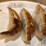 大門「東海飯店」で王様のブランチ餃子選挙2位!の焼き餃子と海老焼きそば
