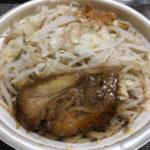 【セブン限定】「中華そばとみ田」の二郎系豚ラーメンを食べた率直な感想