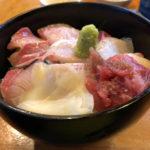 【新橋駅前】の穴場!割烹のボリューム満点ランチ「活魚料理ととや」
