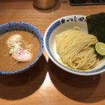 【つけ麺の代名詞】「つじ田」鶏豚魚介のスープ ツルモチ麺が絶品!日本橋八重洲