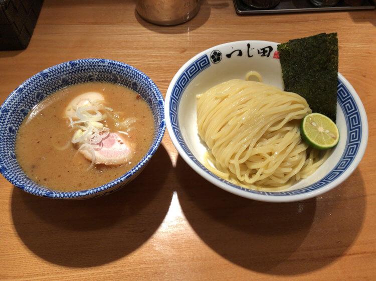 特製濃厚つけ麺@つじ田