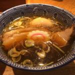 【淡麗醤油スープ】と2種類の麺が超絶品!「つけそば 神田 勝本」神保町