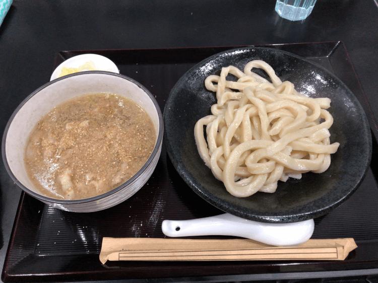 肉汁うどん@うどん屋 和 五反田