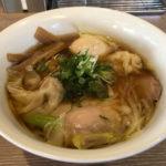 安心安全な食材を惜しみなく使用した贅沢ラーメン「中華そば和渦 TOKYO」北品川