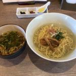【超濃厚】しじみ昆布水つけ麺も絶品「中華そば和渦 TOKYO」北品川
