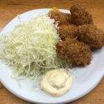 【とんかつの価格破壊】大行列の「とんかつ山家」上野店でカキフライ定食