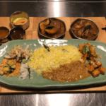 田町の新店「ゼロワンカレー」南インド料理 ミールスが豪華!で最高に美味い!