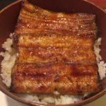 大井町ですごく真っ当なうなぎ屋 「藍の家」で二枚のせのうな丼