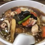 大井町きっての有名中華「萬来園」の五目そばが本当に美味しかった!