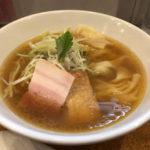 御徒町「チラナイサクラ」貝の旨味が感じられる複雑なスープが最高!