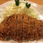 食べログ3.9超えの池上「とんかつ燕楽」丁寧で質の高い調理に感服