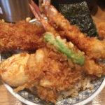 東京人気ナンバーワン!天丼「金子半之助」神田小川町店で穴子天丼