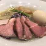 しじみの濃厚スープが感動レベル!に美味い「宍道湖しじみ中華蕎麦 琥珀」雑色