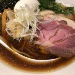 要町「麺処 篠はら」ミシュラン掲載!複雑な濃厚スープが激ウマ!