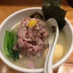 錦糸町「真鯛らーめん麺魚」超絶品ラーメンが並ばずに食べられる!