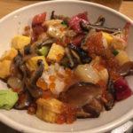 新橋で一番人気!のランチ「天茶屋 七蔵」で稲庭うどん+ばらちらし丼