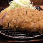 大門「のもと家」東京を代表するとんかつの名店 甘い六白黒豚が最高!