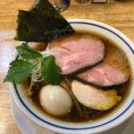 オープン1年弱でミシュラン掲載!手打式超多加水麺「ののくら」亀有