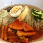 蒲田「平壌冷麺 食道園」本格的な弾力のある冷麺が最高に美味!