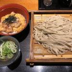 秋葉原「嵯峨谷」十割蕎麦が320円!で大人気 立ち食いじゃないよ!