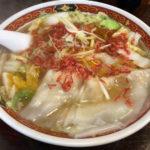 「えび塩わんたん麺」が美味しい!わんたん麺の店「しお福」新橋